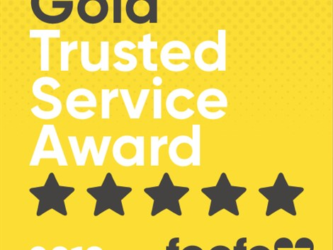 Peter Heron Receives Feefo Gold Trusted Service Award 2019