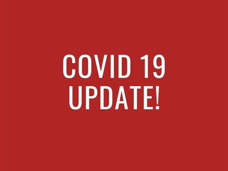 Important Update - Covid 19