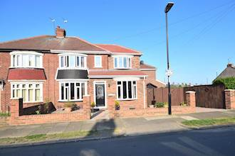 View property Kirkstone Avenue, Sunderland, Tyne & Wear, SR5 1NQ