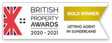 British Property Awards - Gold Winner 2020 - 2021