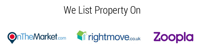 WE LIST ON THE MARKET & RIGHT MOVE