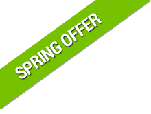 SPRING OFFER FROM PETER HERON